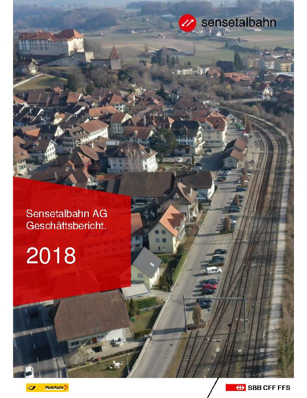 STB Geschäftsbericht 2018