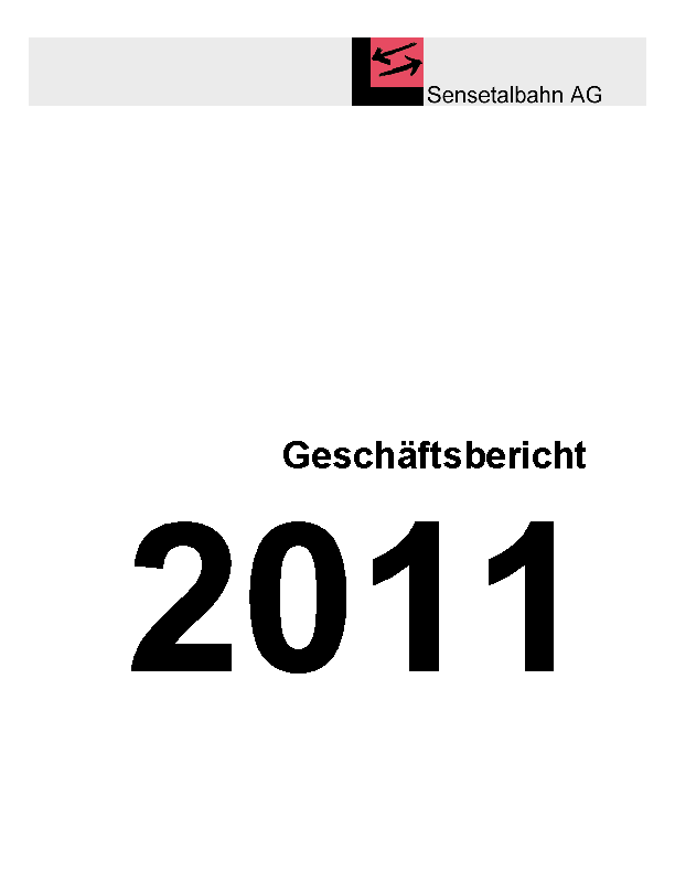 STB Jahresbericht 2011
